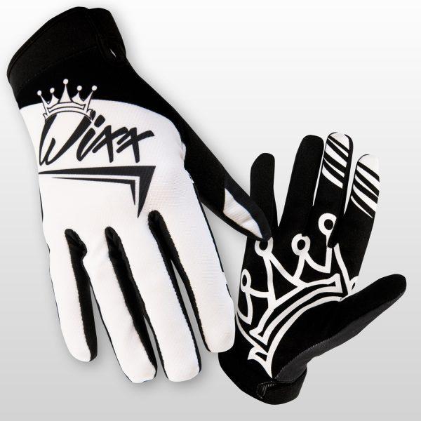 WixxGloves-White